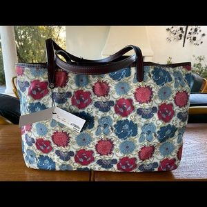 Liberty of London + BrooksBros Tote NWT